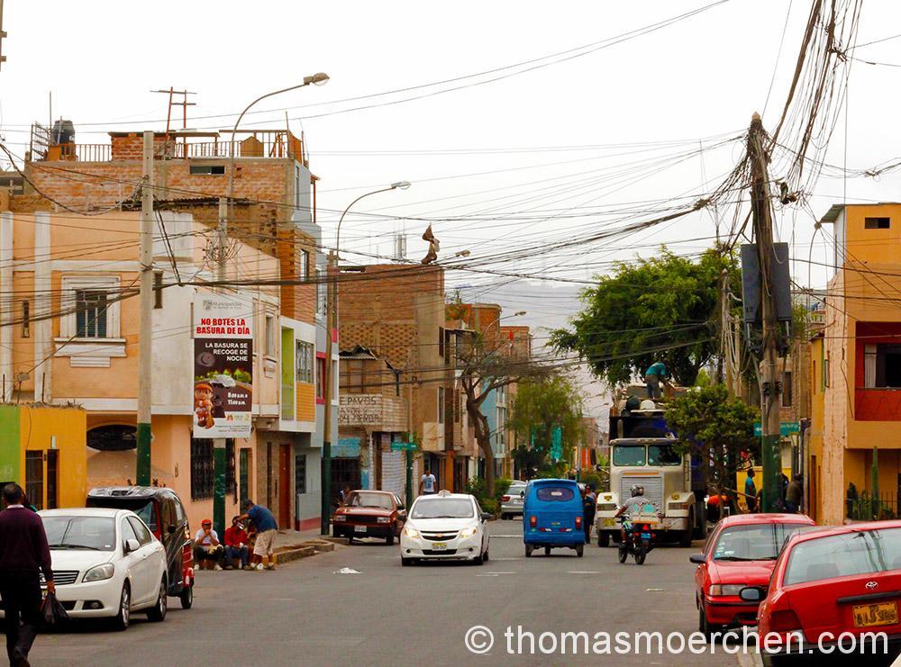Peru-Lima-Barranco