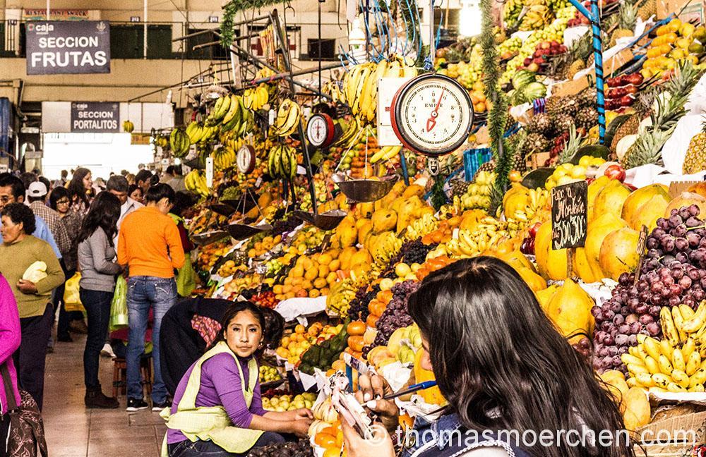 Markt in Arequipa